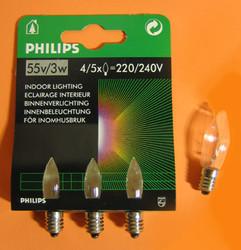 Bulbs 55V 3W