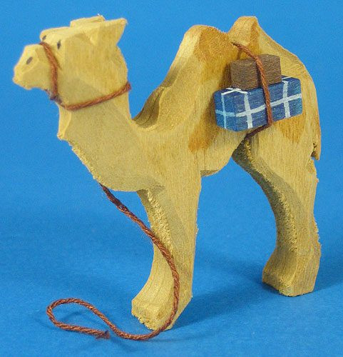 Camel Figurine Carry Pack