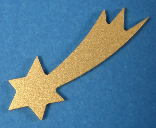 Gold Shooting Star Replacement Part