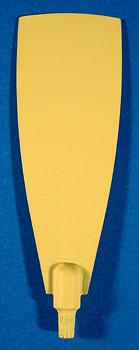 Metal Pyramid Paddle 106mm x 35mm