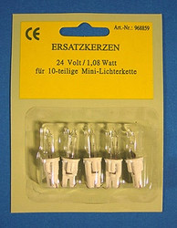 Mini Bulbs 24V