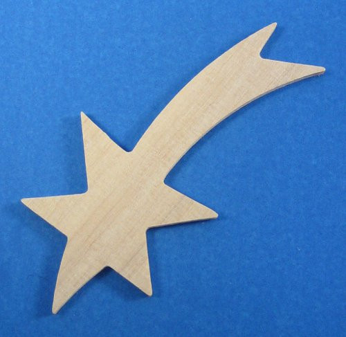 Natural Wood Star Replacement Part