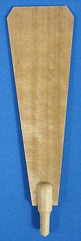 Pyramid Paddle 122mm x 36mm
