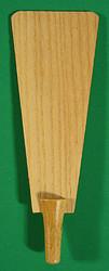 Pyramid Paddle 124mm x 44mm
