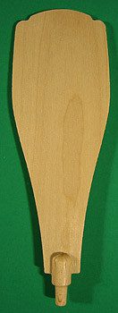 Pyramid Paddle 129mm x 43mm