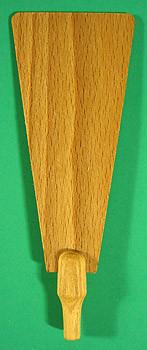 Pyramid Paddle 138mm x 54mm