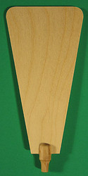 Pyramid Paddle 146mm x 70mm