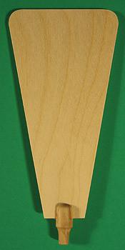 Pyramid Paddle 146mm x 70mm