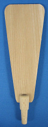 Pyramid Paddle 154mm x 54mm