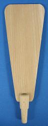 Pyramid Paddle 154mm x 54mm
