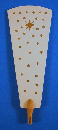 Pyramid Paddle Stars 123x50mm