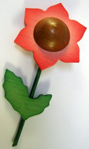 Replacement Flower Leaf