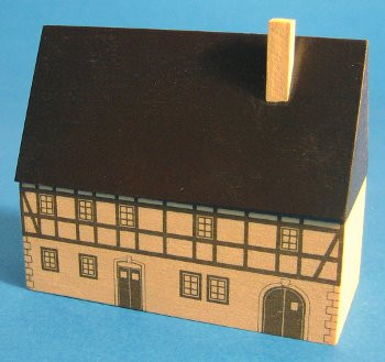 Replacement House Solid Print