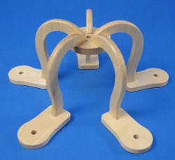 Replacement Hub Spider Natural