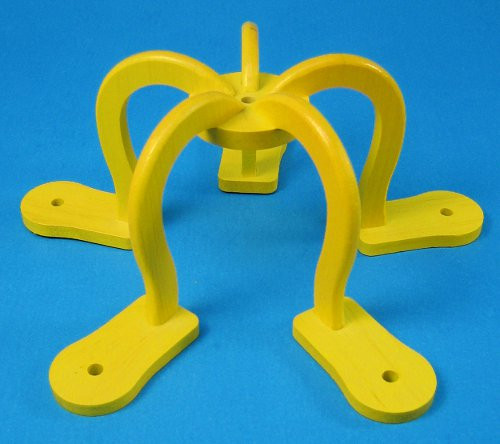 Replacement Hub Spider Yellow