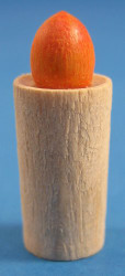 Replacement Natural Wooden Mini Candle