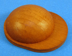Replacement Wooden Hat