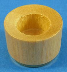 Wooden Candleholder Base