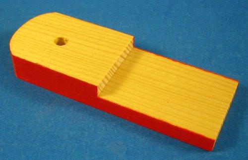 Wooden Candleholder Brace