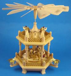 2 Level Nativity German Pyramid