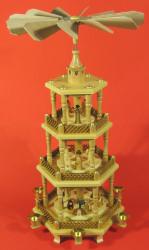 4 Level Watchtower German Pyramid