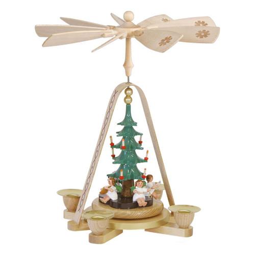 Angels Christmas Tree German Pyramid
