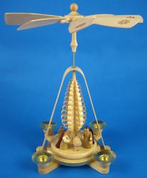 Christmas German Nativity Pyramid
