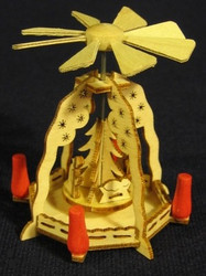 Mini Nativity Octagonal Pyramid