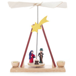 Mini Nativity Pyramid