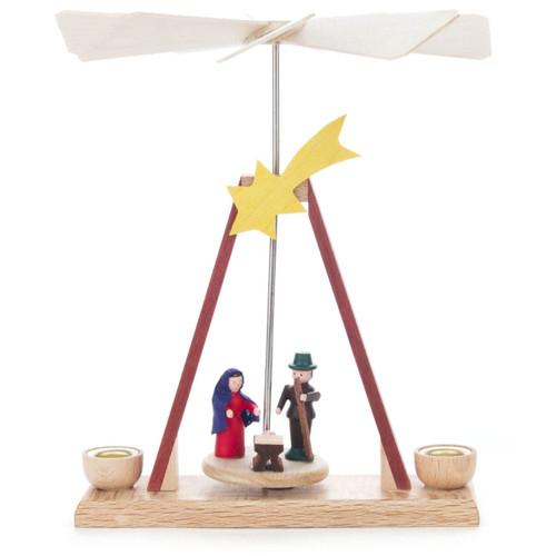 Mini Nativity Pyramid