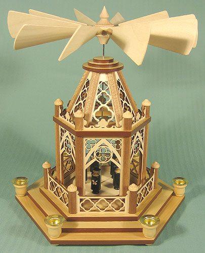 2 Level Gothic Pyramid