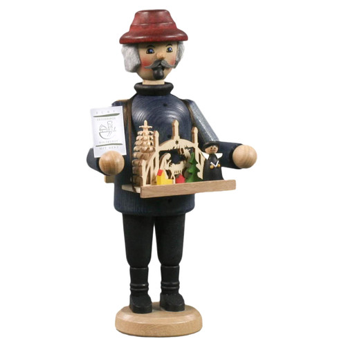 Blue Craftsman German Incense Smoker