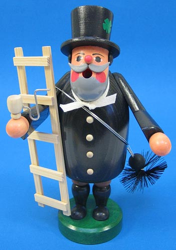 Cheerful Chimney Sweep Smoker