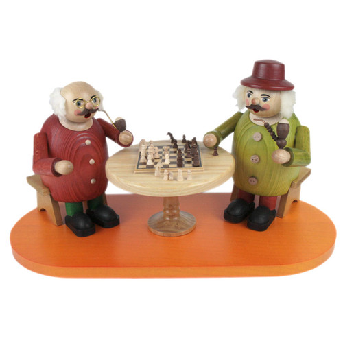 Chess Players German Smoker SMR026X23