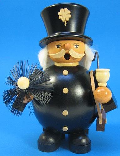 Chimney Sweep German Smoker