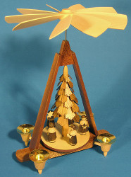 Chip Tree Chorale Pyramid