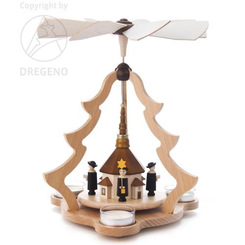 Choir Tree Church Pyramid