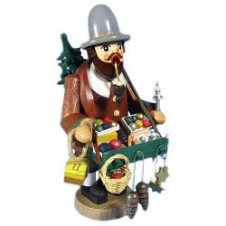 Christmas Decorations German Smoker