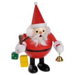 Red Chubby Santa German Smoker