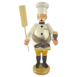 Dark Bread Baker Incense German Smoker