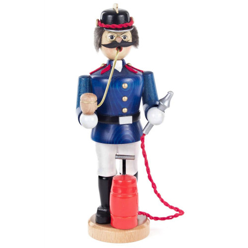 Fireman Blue German Smoker
