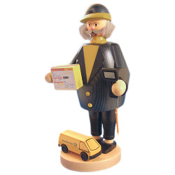 German Postman Incense Smoker