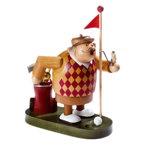 Golfer Argoyle German Smoker