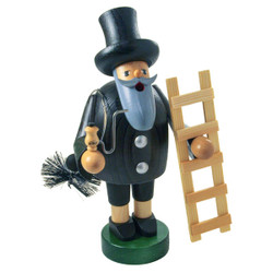 Good Luck Chimney Sweep German Smoker