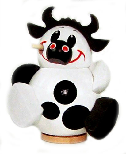 Mini Holstein Cow German Smoker