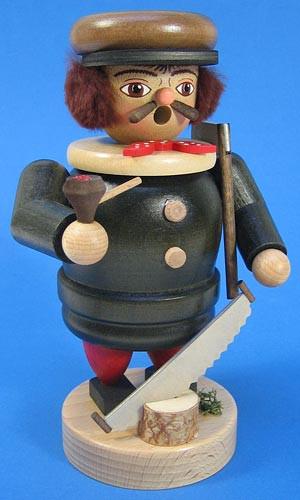 Merry Woodsman German Smoker