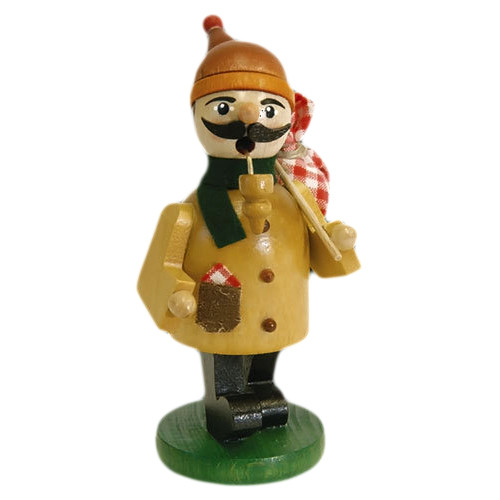 Mini Hiker Wooden German Smoker