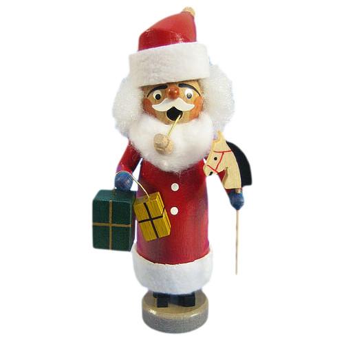 Mini Santa Gifts German Smoker