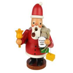 Mini Santa Ruprecht Bell German Smoker SMD146X358X2