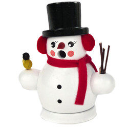 Mini Snowman German Smoker